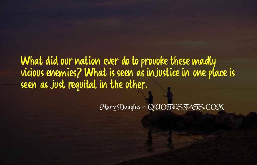 Mary Douglas Quotes #863622