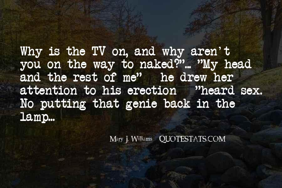 Mary J. Williams Quotes #1099460