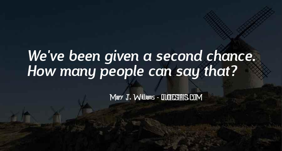 Mary J. Williams Quotes #1537844