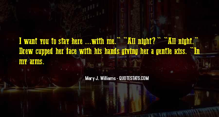 Mary J. Williams Quotes #693801