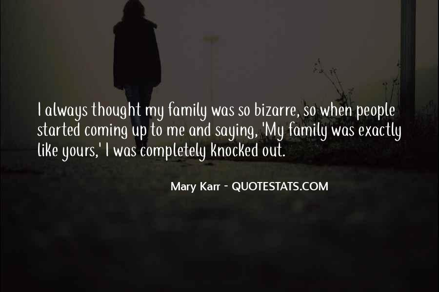 Mary Karr Quotes #1094877