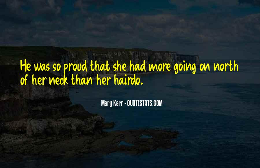 Mary Karr Quotes #1273180