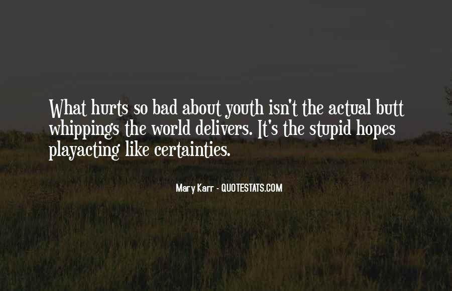 Mary Karr Quotes #1283781