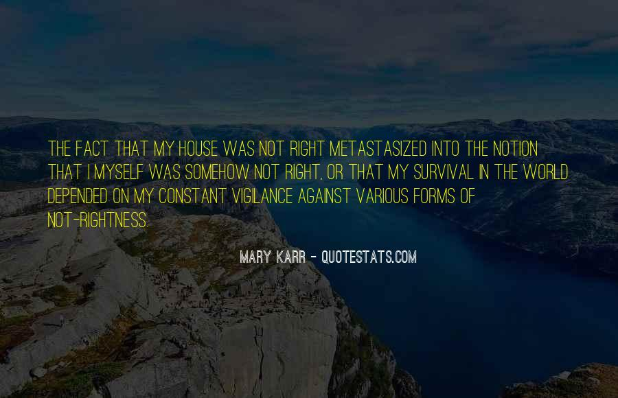 Mary Karr Quotes #1380348