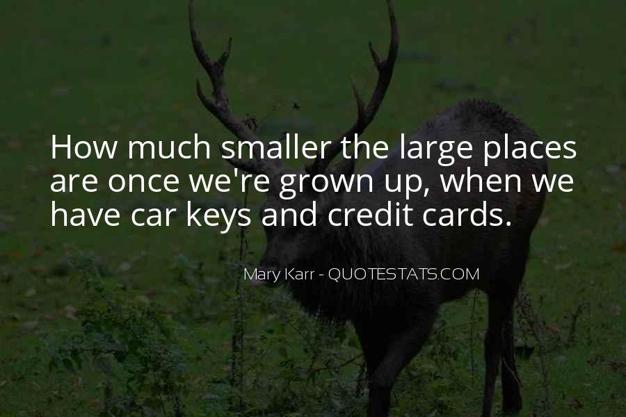 Mary Karr Quotes #1389157