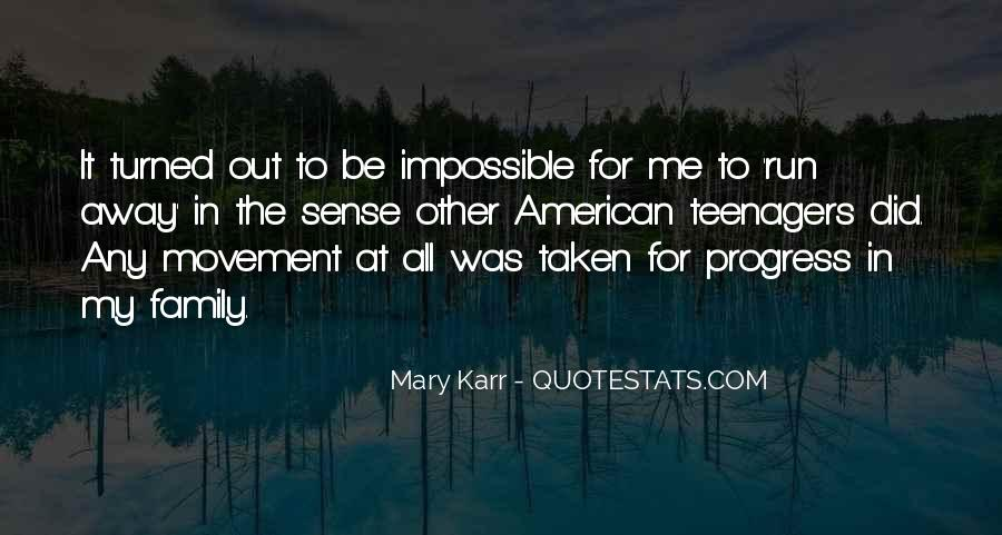 Mary Karr Quotes #1671557