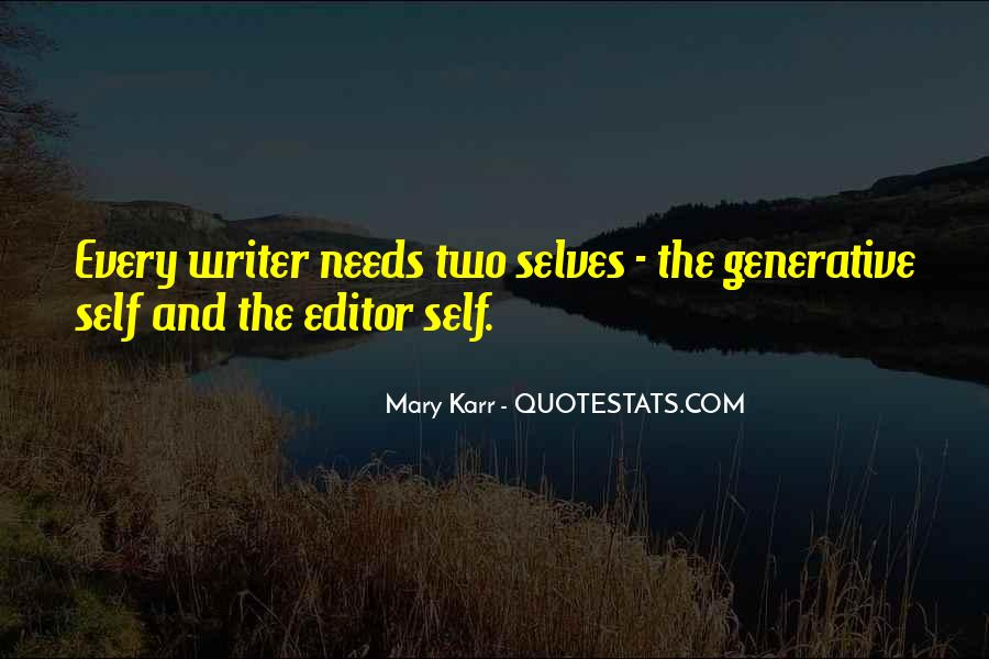 Mary Karr Quotes #1703704