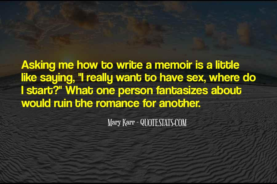 Mary Karr Quotes #1807110