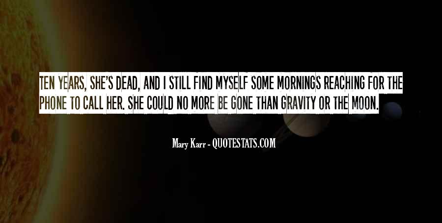 Mary Karr Quotes #1839943