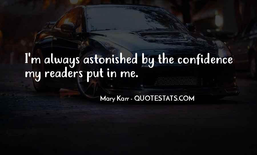 Mary Karr Quotes #588339