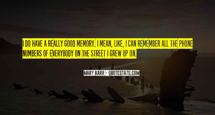 Mary Karr Quotes #621972