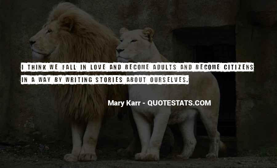 Mary Karr Quotes #822211