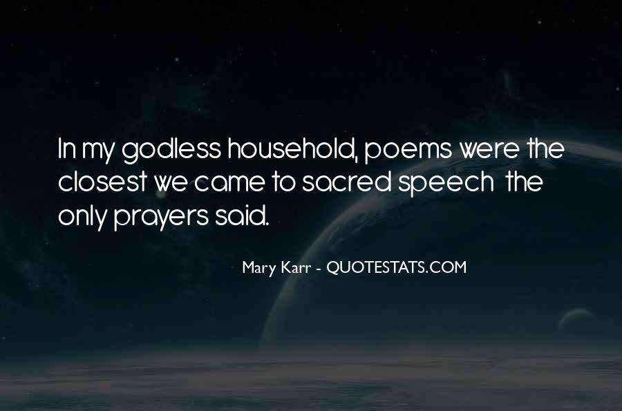 Mary Karr Quotes #831853