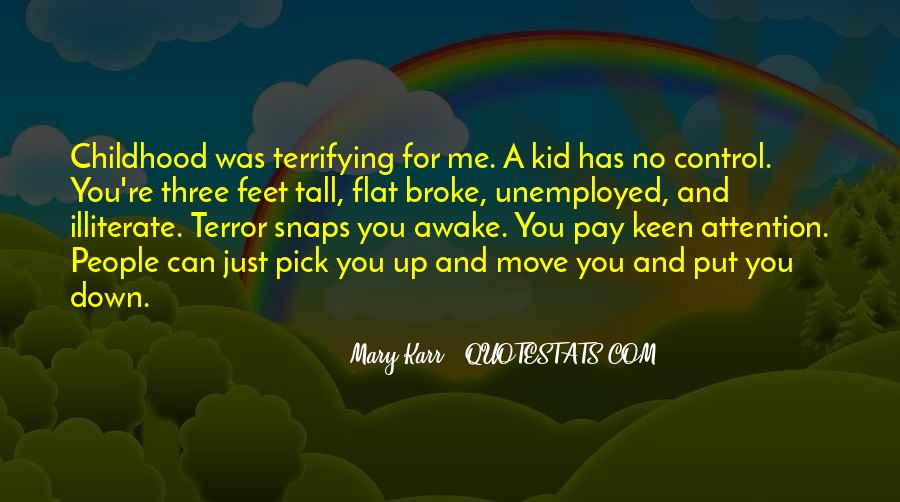 Mary Karr Quotes #854264