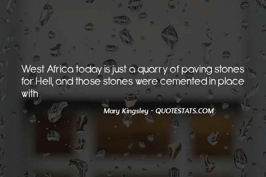 Mary Kingsley Quotes #576550