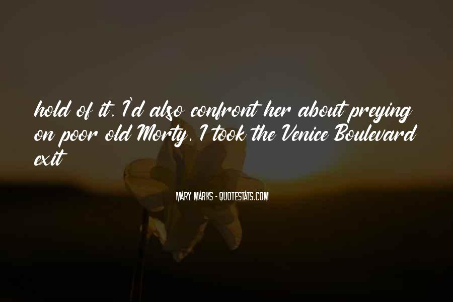 Mary Marks Quotes #779929
