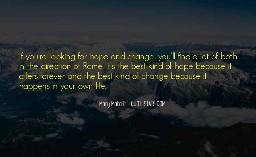 Mary Matalin Quotes #1229691