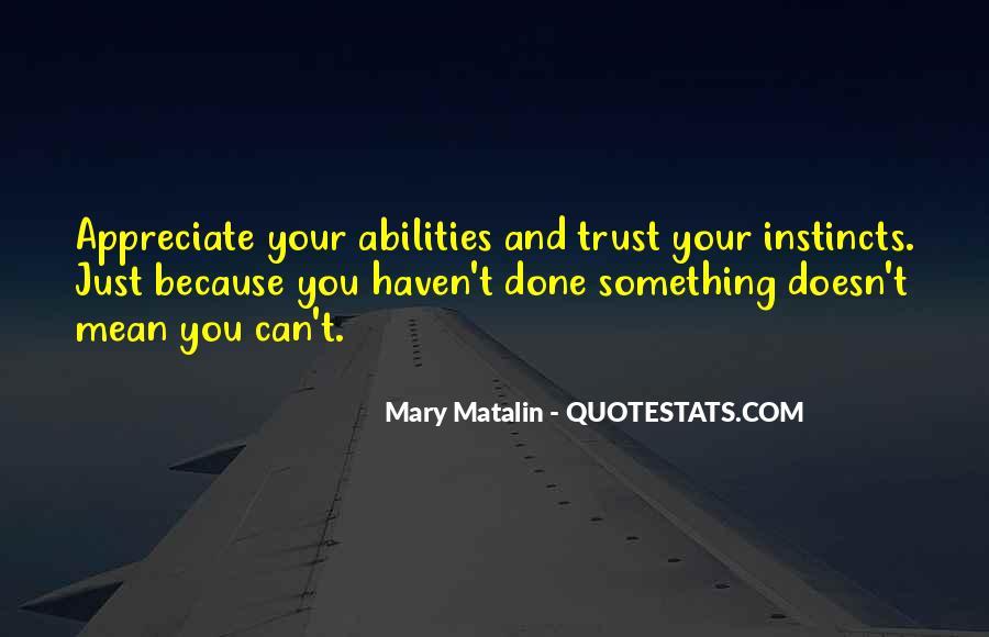 Mary Matalin Quotes #982543
