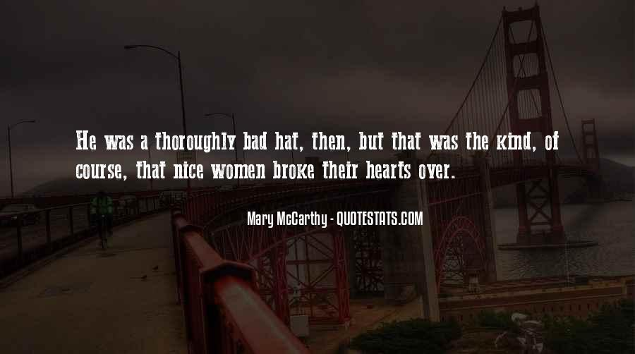 Mary McCarthy Quotes #1006862