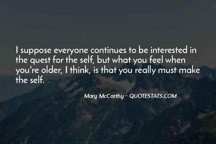 Mary McCarthy Quotes #1055972