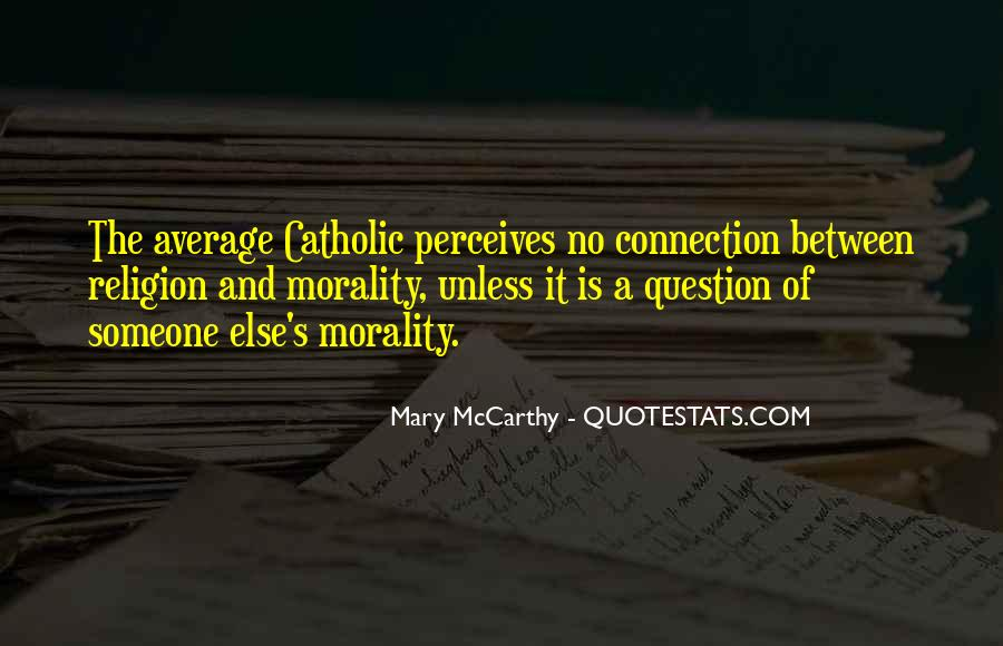Mary McCarthy Quotes #1064741