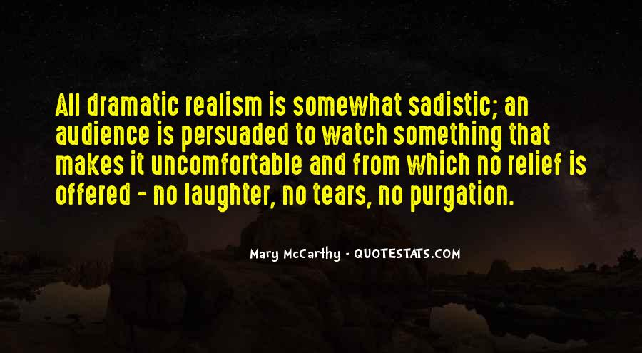Mary McCarthy Quotes #1107607