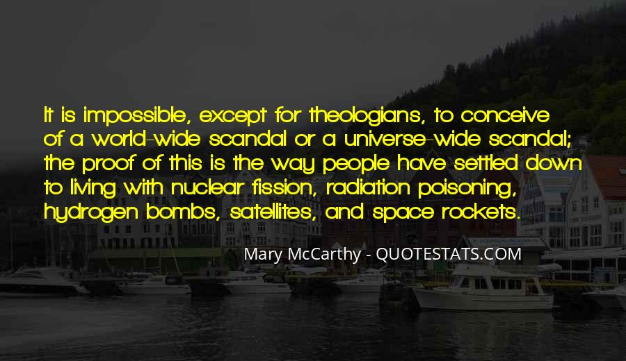 Mary McCarthy Quotes #1180599