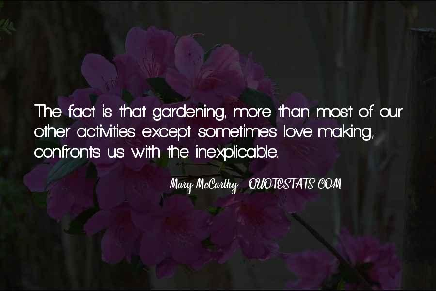 Mary McCarthy Quotes #1215482