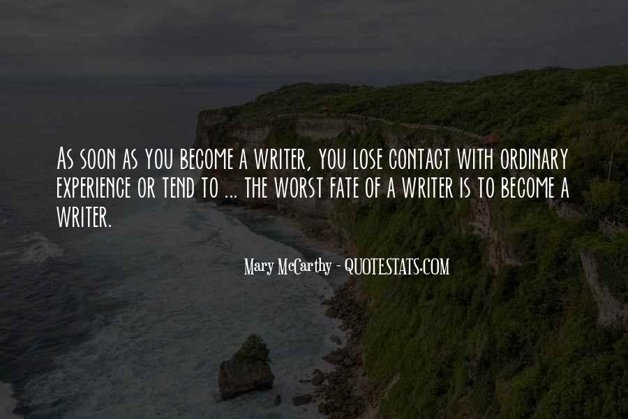 Mary McCarthy Quotes #131256