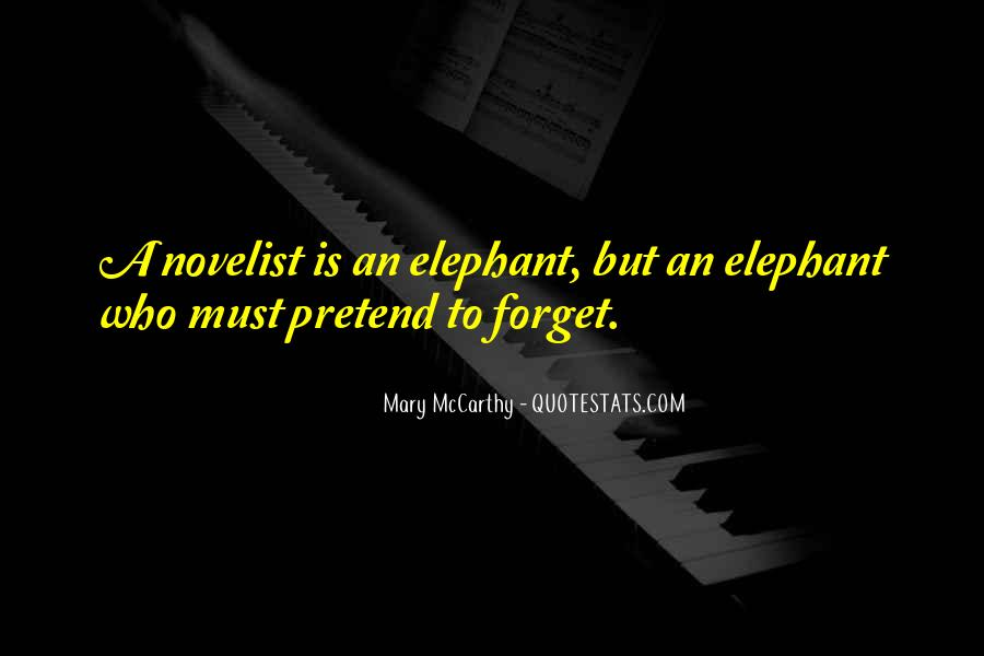 Mary McCarthy Quotes #1390627