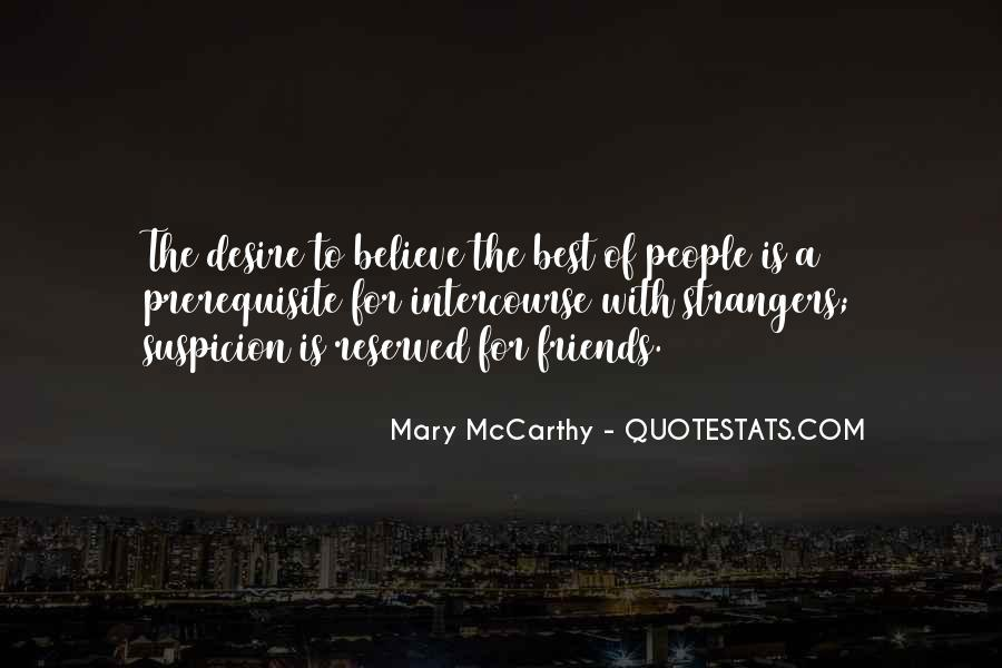 Mary McCarthy Quotes #1442276