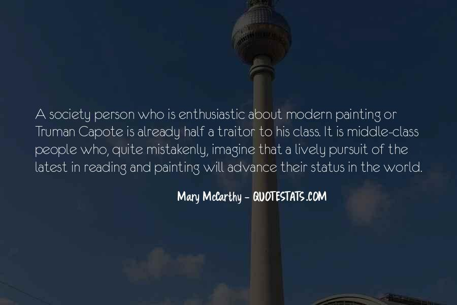 Mary McCarthy Quotes #1741138