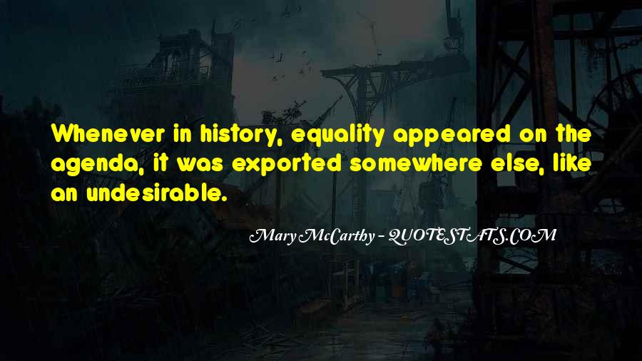Mary McCarthy Quotes #180965