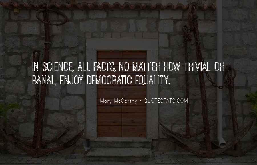 Mary McCarthy Quotes #420088