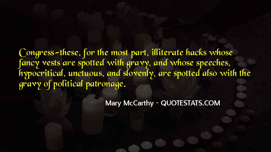 Mary McCarthy Quotes #568751