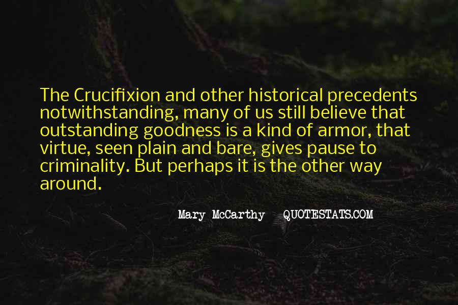 Mary McCarthy Quotes #605899