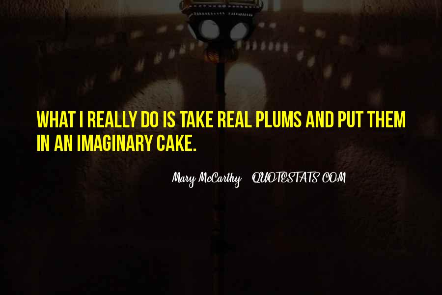 Mary McCarthy Quotes #7069