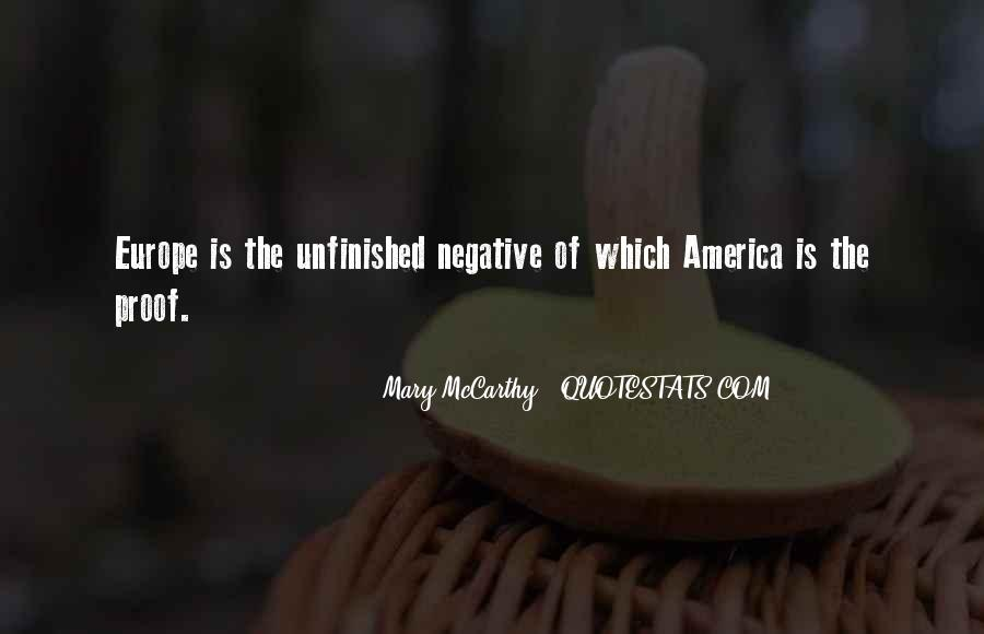 Mary McCarthy Quotes #744164