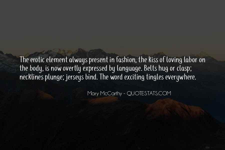 Mary McCarthy Quotes #8714