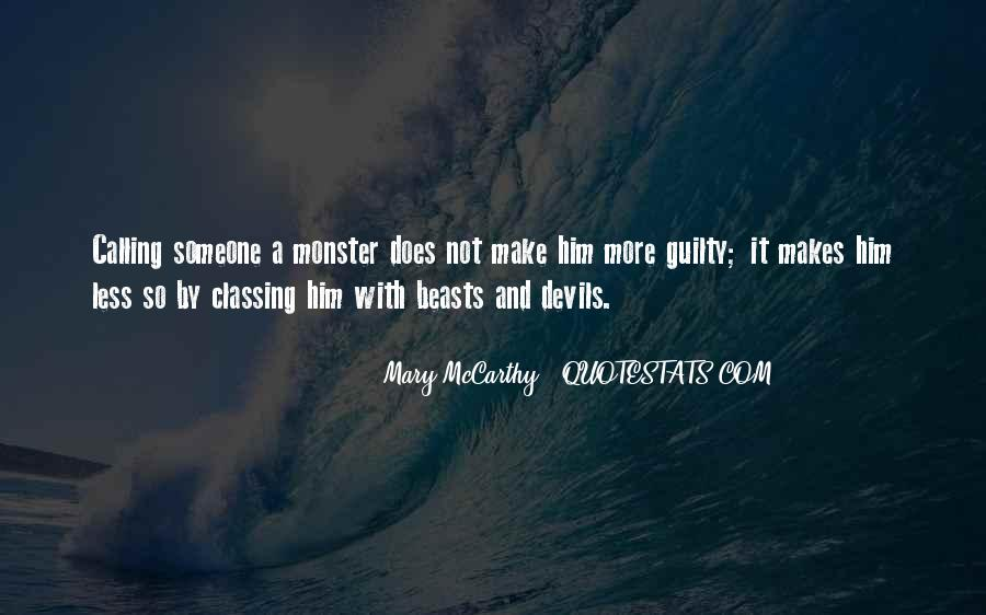 Mary McCarthy Quotes #893768