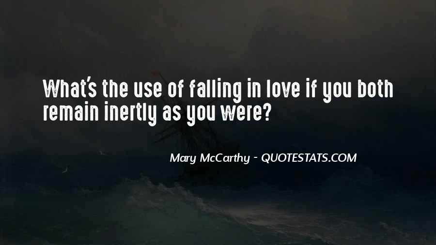 Mary McCarthy Quotes #928300