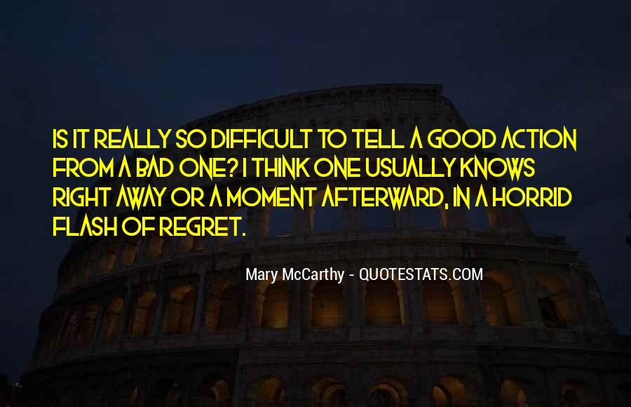 Mary McCarthy Quotes #976949