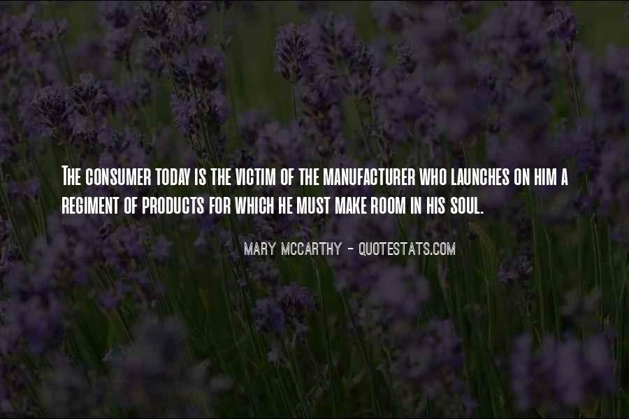 Mary McCarthy Quotes #998390