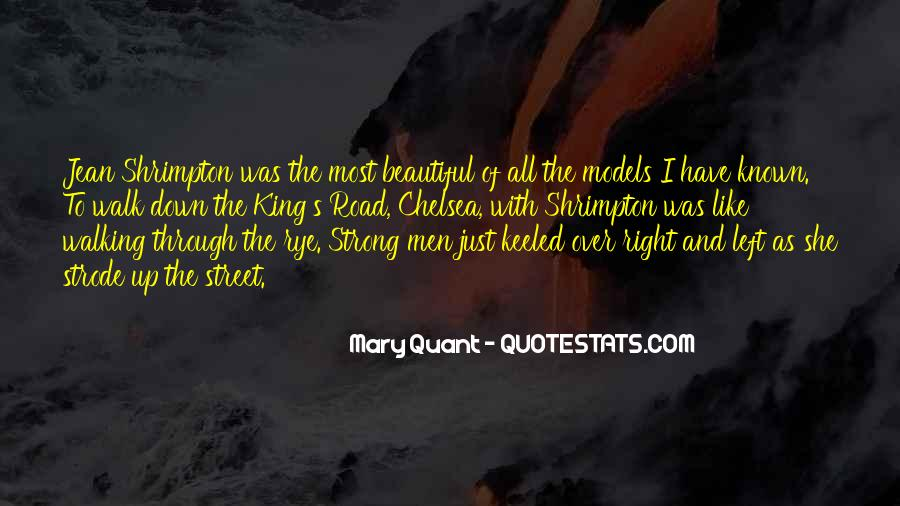 Mary Quant Quotes #121494
