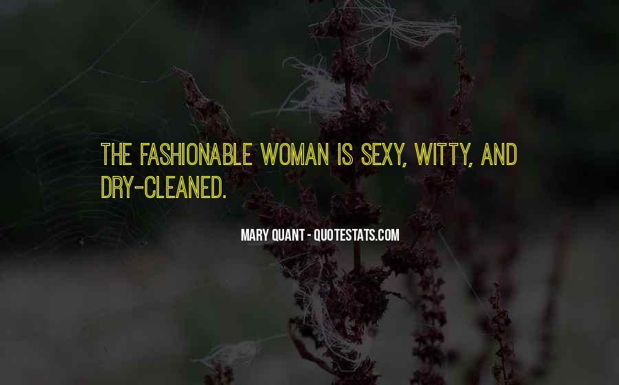 Mary Quant Quotes #132732
