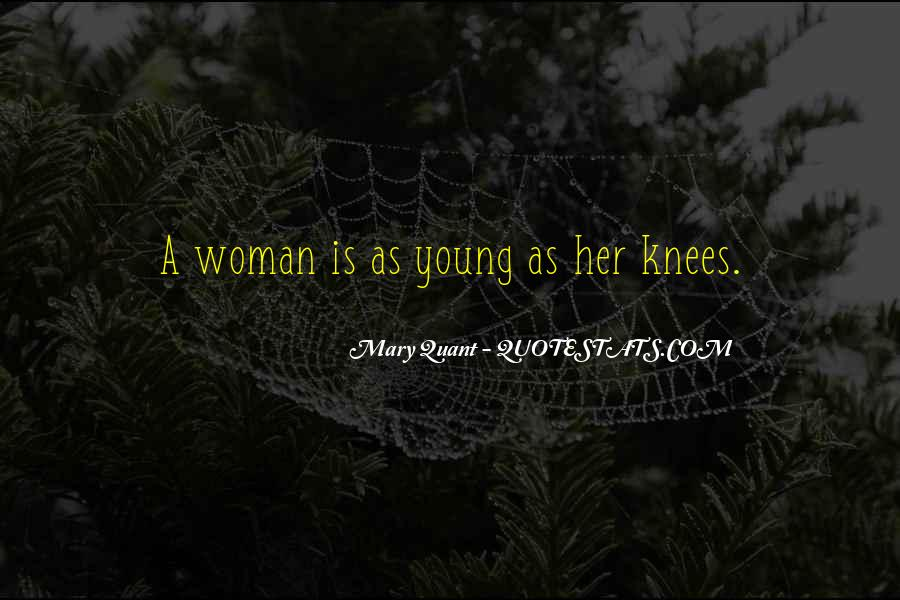 Mary Quant Quotes #273860