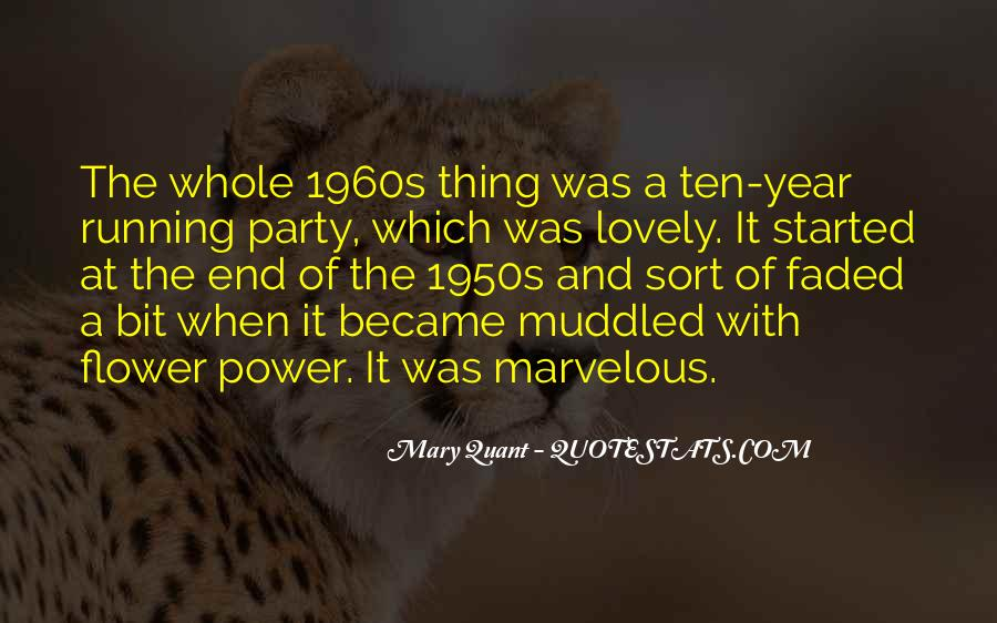 Mary Quant Quotes #376428