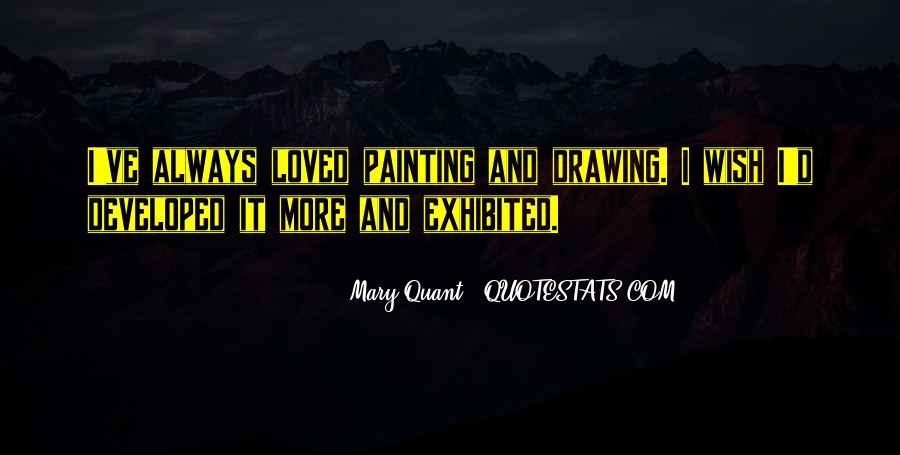 Mary Quant Quotes #395524