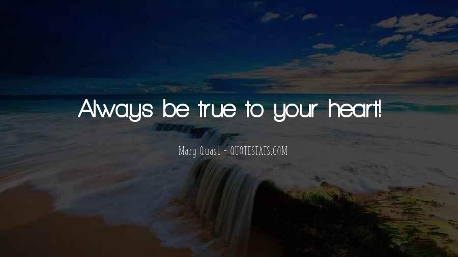 Mary Quast Quotes #1711902