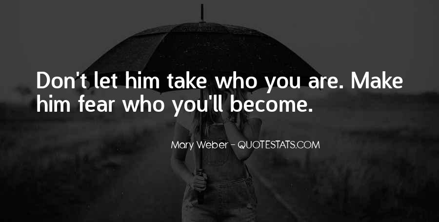 Mary Weber Quotes #1124753